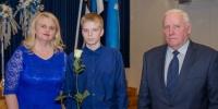 Räpina Spordikooli õpilane Romio Tikka
