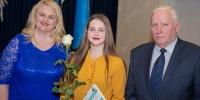 Räpina Ühisgümnaasiumi õpilane Tairi Tolmik
