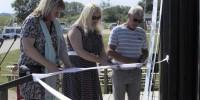 Räpina sadamas teenindushoone avamine