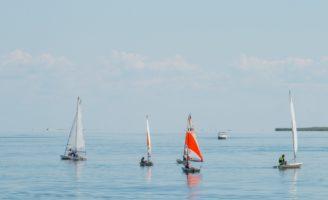Peipsi järvefestival Räpina sadamas ja kalameestepäev Võõpsus
