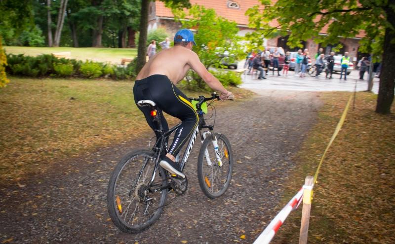 Räpina Raudmehe triatlon 2015