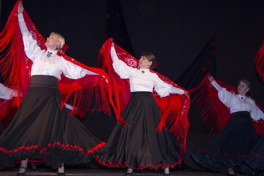 Flamenko tantsurühma 10. aastapäeva kontsert