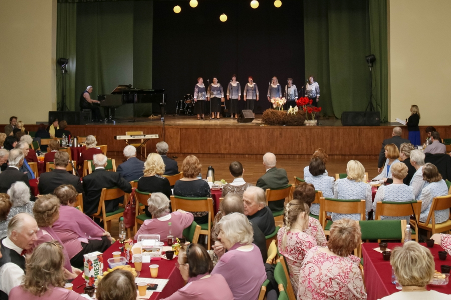 Kagu-Eesti vokaalansamblite päeva kontsert