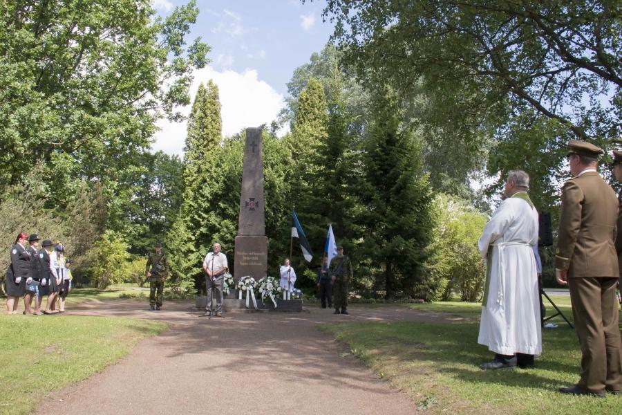 Võidupüha mälestushetk ja Räpina jaanipidu