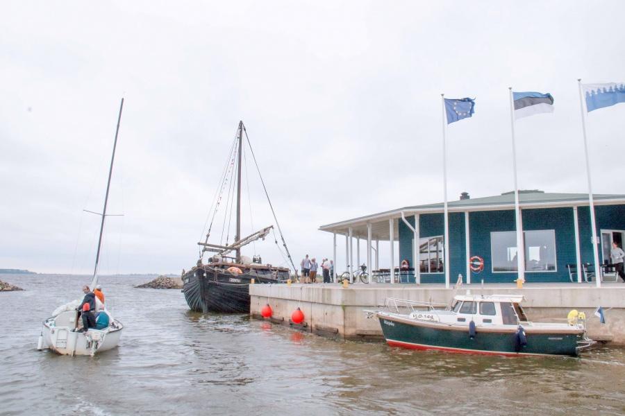 Peipsi järvefestival Räpina sadamas